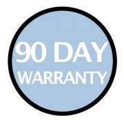 90 day warranty for ReBuilder accesories